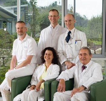 Онкологическая клиника БАД ТРИССЛЬ - коллектив врачей клиники Бад-Триссль
